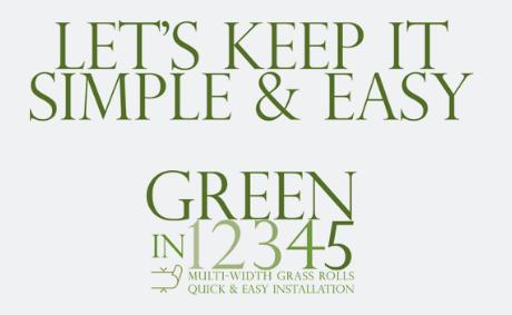 Green12345 Slogan