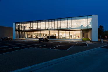 Lano opens impressive purpose-built headquarters